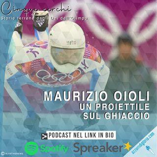 Maurizio Oioli - Un proiettile sul ghiaccio