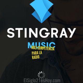 Stingray: la radio de tu tv paga