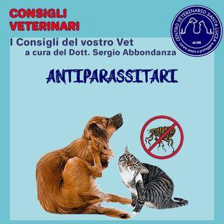 3 - Antiparassitari – Qual è il migliore per il mio animale domestico?