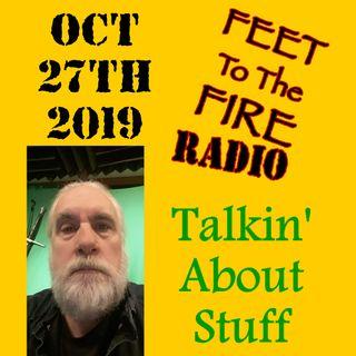 F2F Raio - 191027 Talkin' About Stuff