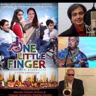 Rupam Sarmah, Louis Erteschik and Tom Vendetti talk about One Little Finger
