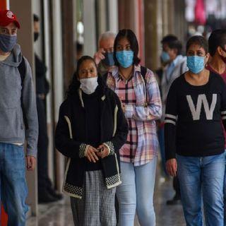 La OPS informó estancamiento en la disminución de contagios en México