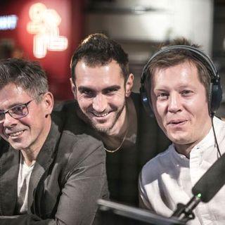 Kuba Wojewódzki, Tomasz Lis, poseł Suski, Marcin Gortat, Alicja Bachleda-Curuś- czyli Rozgrzewka Podcasterów RF Podcast