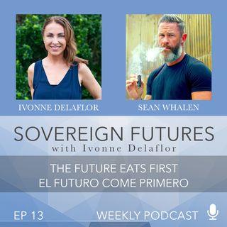 013 - Sean Whalen - The Future Eats First - El Futuro Come Primero