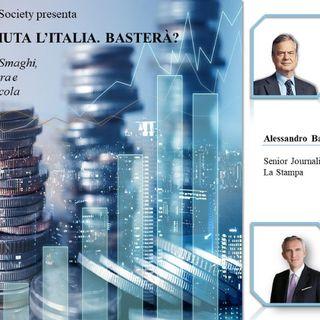 L'Europa aiuta l'Italia. Basterà?