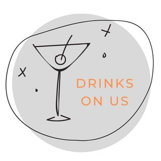 Drinks On Us December 29, 2019 - Bad Coffee, Sparkling Wine, Mimosas