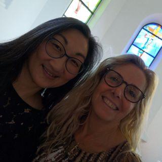 18. søndag efter trinitatis. Pia Mi Ran Poulsen i samtale med Susanne Worm Steensgaard