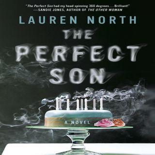 Lauren North - THE PERFECT SON Desmond Ryan - MAN AT THE DOOR