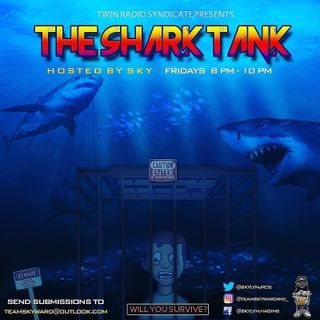 The Shark Tank hosted by Sky