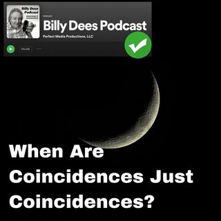 When Are Coincidences Just Coincidences?
