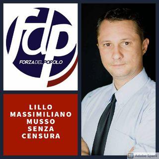 LILLO MASSIMILIANO MUSSO SENZA CENSURA