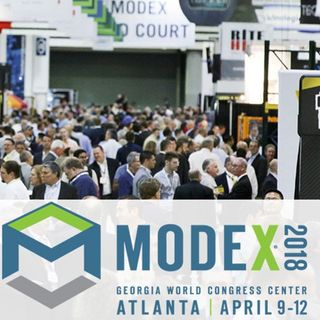 Post MODEX Interview - Kevin Ledversis from Newcastle Systems