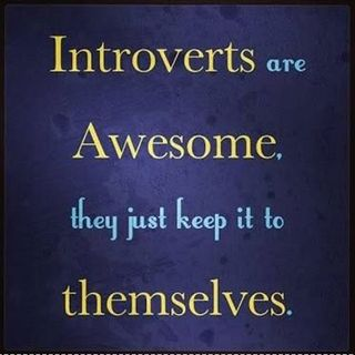 Introverts & The Infinite