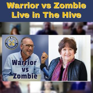 Warrior vs Zombie Episode 34 with Cheryl Ginnings