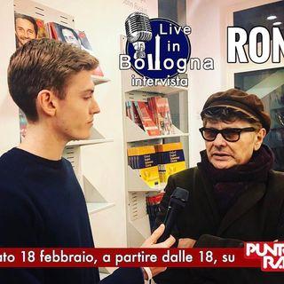 Intervista a Ron (16/02/2017)