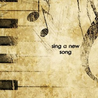 First Podcast of Sing A New Song Gospel Songs for Jesus