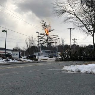 High Winds Leave Thousands Without Power Across Massachusetts