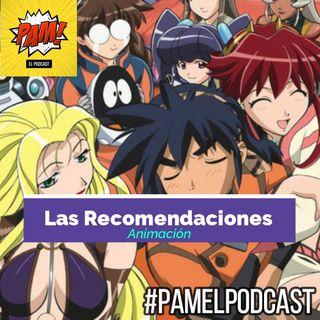 Las Recomendaciones de #PAMelpodcast T2021