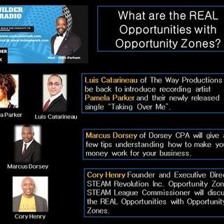 CAPBuilder Talk - What are the REAL Opportunities with Opportunity Zones