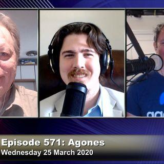 FLOSS Weekly 571: Agones
