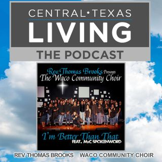 Rev. Thomas Brooks of the Waco Community Choir