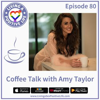 E80: Coffee Talk with Amy Taylor