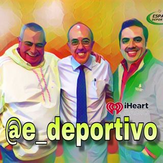 Mitad de semana con Rudo, Pepe y Alex en Espacio Deportivo de la Tarde 07 de Agosto 2019