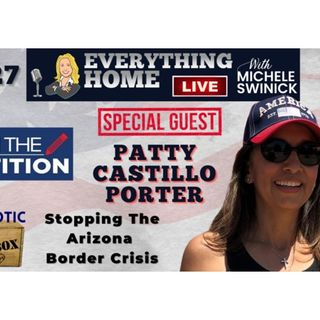 Stopping The Arizona Border Crisis - We The People Need To Sign Notices Today!
