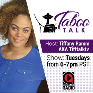 "Taboo Talk 10/22/19 ""How do you know you are in it; a relationship???"" *Francesca Hogi*"