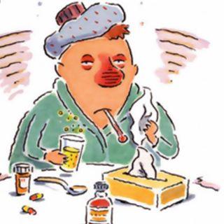 Flu Season ( Something stronger than flu!!!)