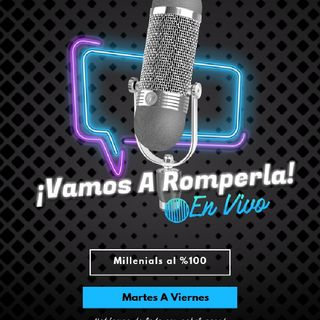 Episodio 4 - ¡VAMOS A ROMPERLA! 1