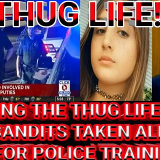 AMAZING THE THUG LIFE BABY FACE BANDITS TAKEN ALIVE! NO NEED FOR POLICE TRAINING