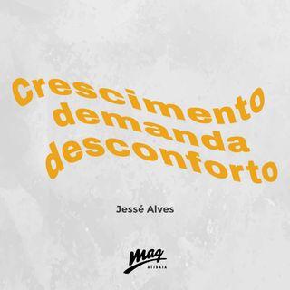CRESCIMENTO DEMANDA DESCONFORTO // Jessé Alves @magatibaia