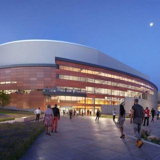 """EPISODE #7   """"TALK ABOUT A NEW ARENA!!""""  A visit with Craig Baltzer"""