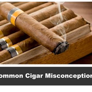 Stoge Geeks Shorts: Common Cigar Misconceptions