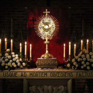 Father Michael Rodriguez: This Is My Body Which Shall Be Delivered for You