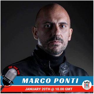 """Marco Ponti, due David di Donatello, ora autore del libro """"Ombre che camminano"""""""