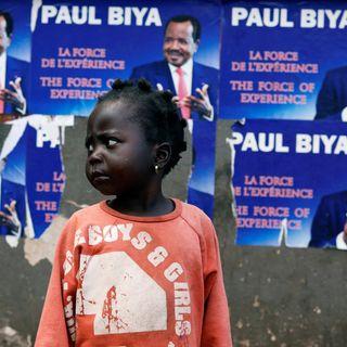 Chi comanda in Camerun