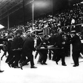 Fama senza vittoria-L'irresistibile sconfitta di Dorando Pietri- Londra 1908