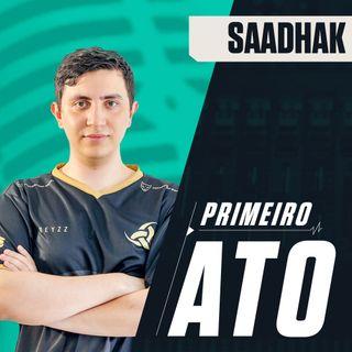 "Primeiro Ato #32 // Saadhak (Team Vikings): ""Erramos em mudar nosso estilo"""