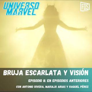 Bruja Escarlata y Visión - Episodio 8 - En episodios anteriores