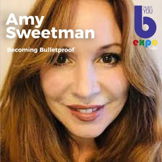 Amy Sweetman at The Best You EXPO
