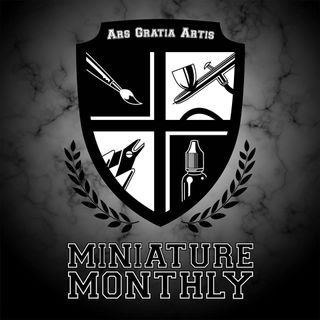 Skirmish Supremacy Episode 80 - Miniature Monthly