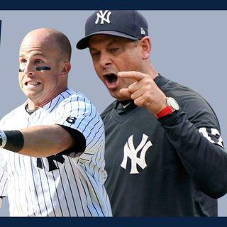 MLB: YANKEES siguen perdiendo juegos y ya el problema parece mental
