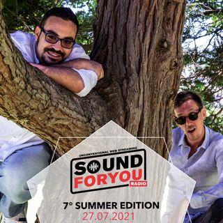 Sound For You Radio - Pioggia a catinelle - 27.07.2021
