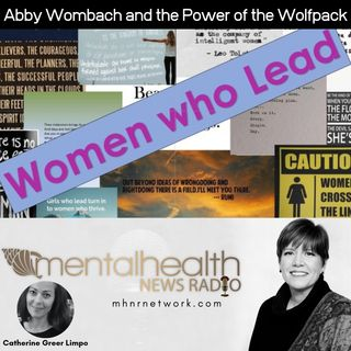 Women Who Lead: Abby Wambach and The Power of the Wolfpack