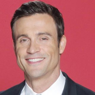 "Daniel Goddard of CBS Daytime's ""The Young and the Restless"""