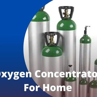 Oxygen Concentrator For Home