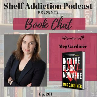 Interview with Author Meg Gardiner | Book Chat