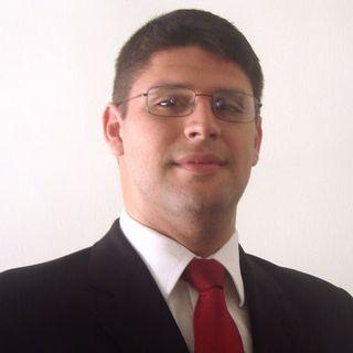 Professor Gabriel Quintanilha